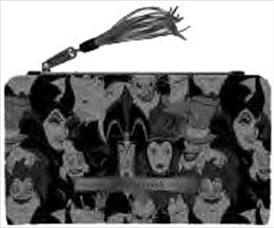Disney - Villains Tassle Purse | Apparel