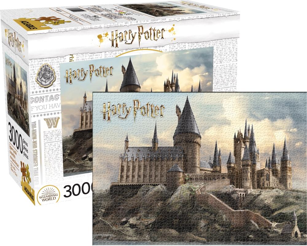 Harry Potter - Hogwarts 3000 Piece Puzzle | Merchandise