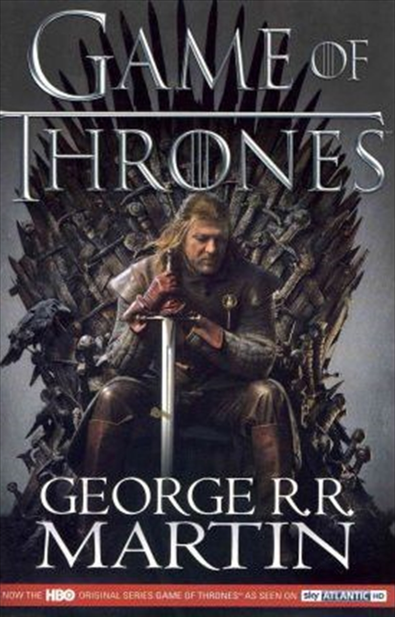 Game Of Thrones - A Song Of Ice And Fire | Paperback Book
