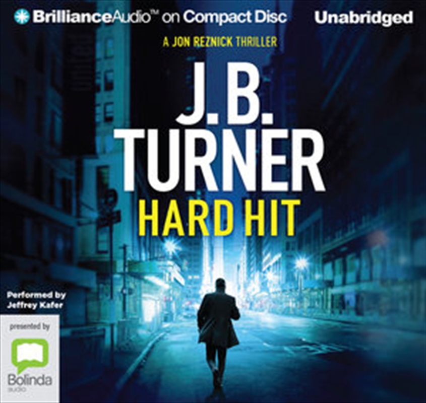 Hard Hit | Audio Book