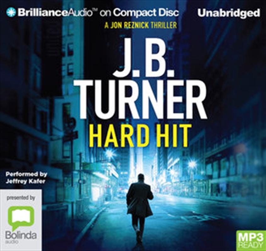 Hard Hit | Audio Book