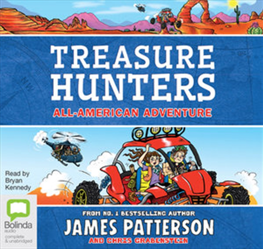 All-American Adventure   Audio Book