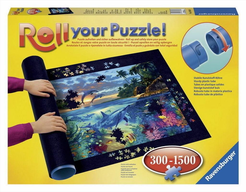 Ravensburger - Roll Your Puzzle! 300 - 1500 pieces | Merchandise