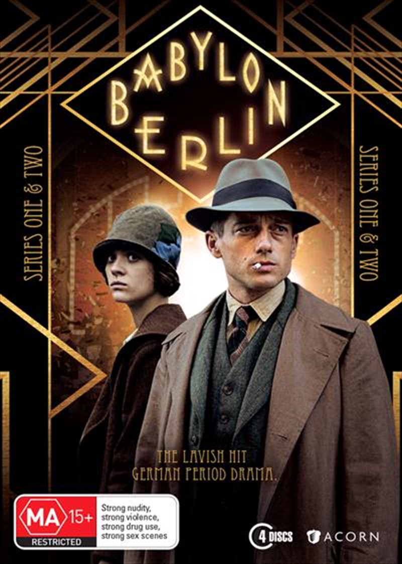 Babylon Berlin - Series 1-2 | DVD