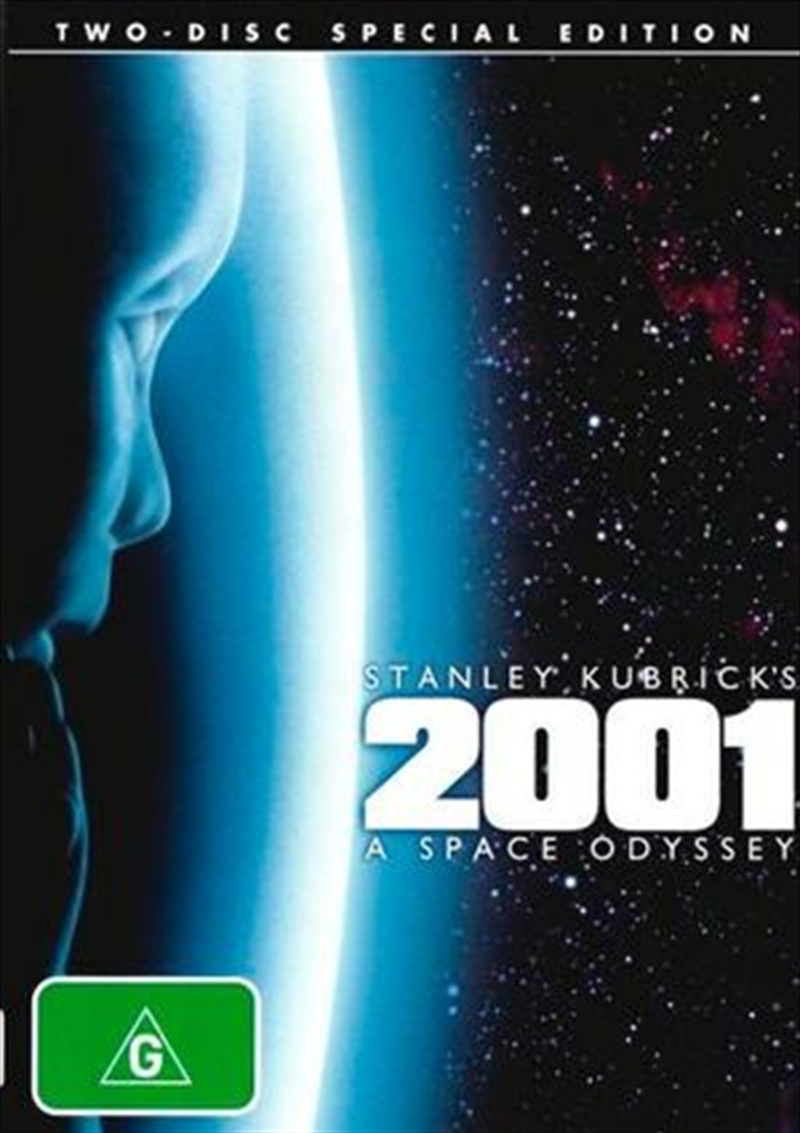 2001 A Space Odyssey - 2 Disc Special Edition | DVD