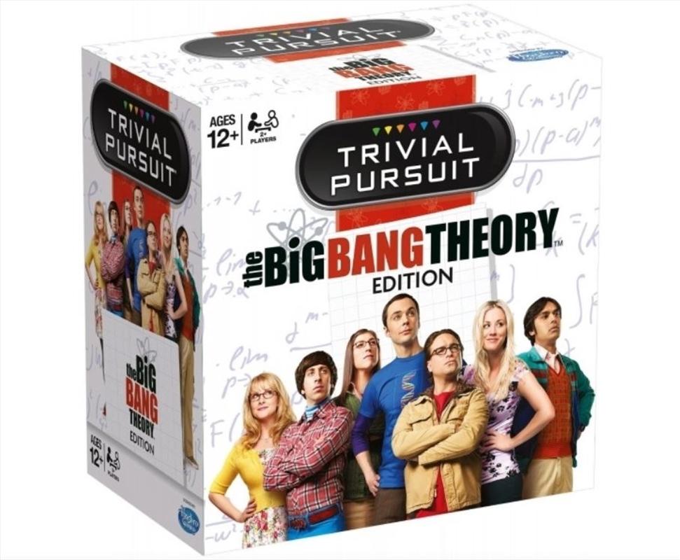 Big Bang Theory Trivial Pursuit | Merchandise