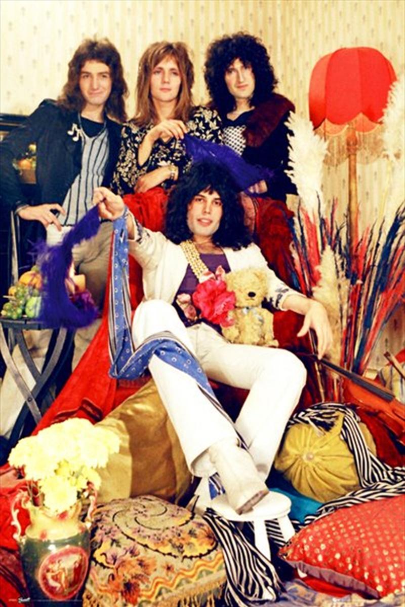 Queen Band (Bravado) | Merchandise