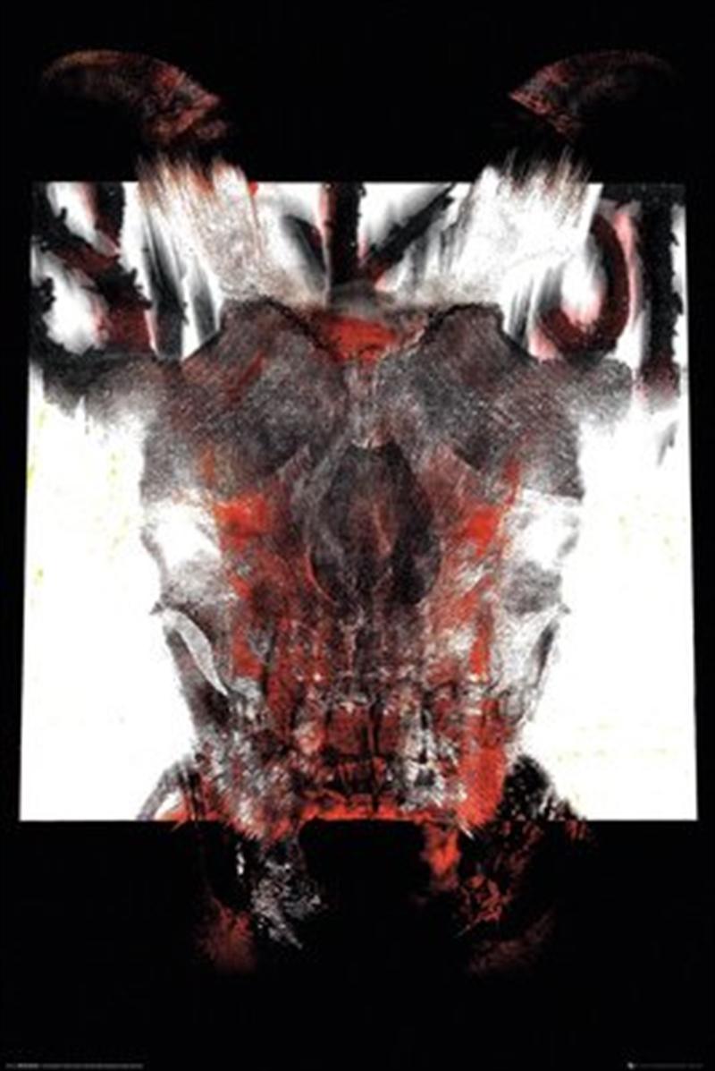 Slipknot Album Cover 2019 Posters & Prints, Merchandise | Sanity