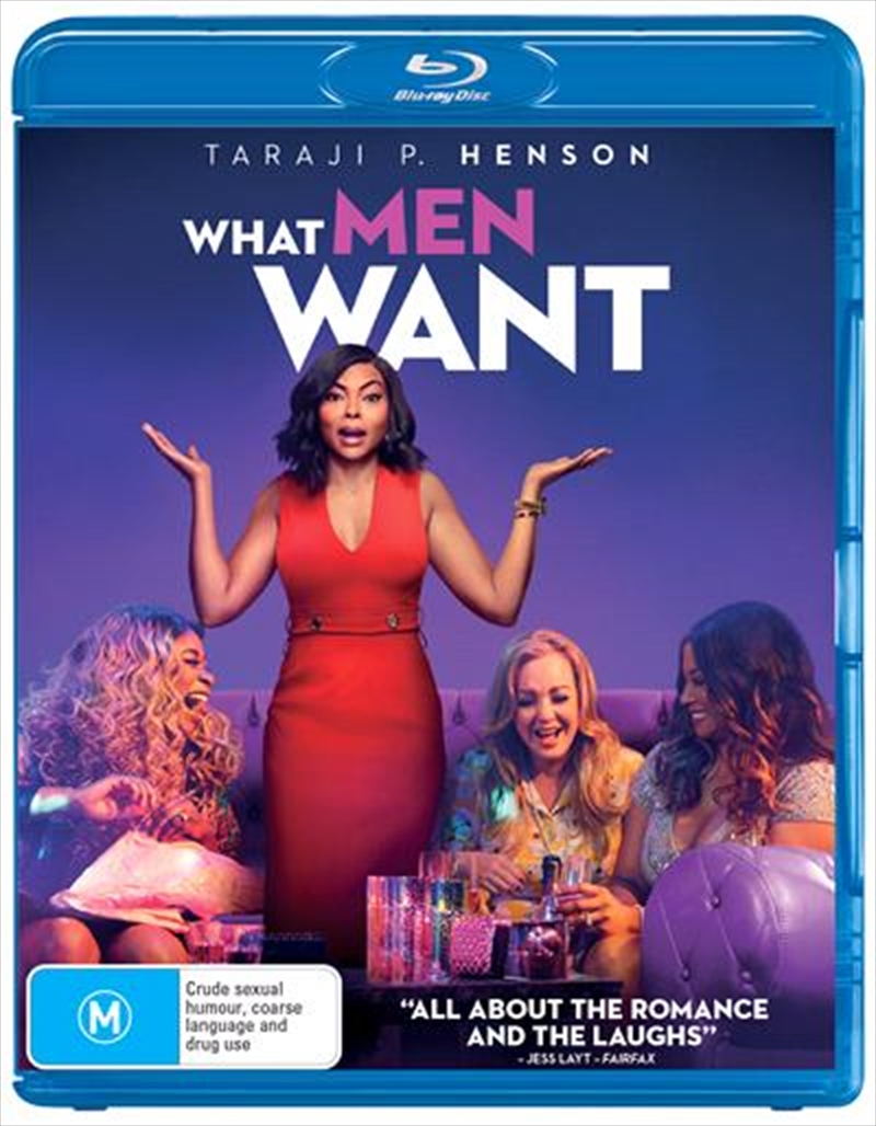 What Men Want | Blu-ray