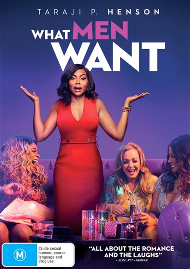 What Men Want | DVD