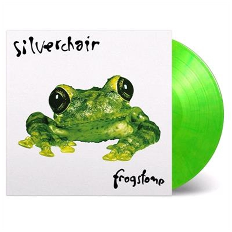 Frogstomp - Limited Edition Lime-Green Coloured Vinyl | Vinyl