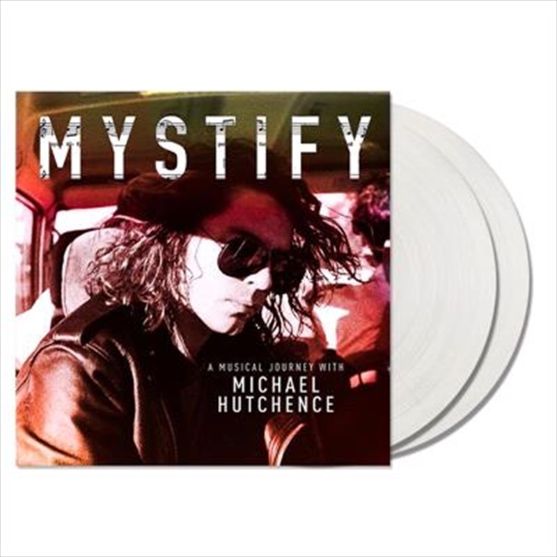 Mystify – A Musical Journey With Michael Hutchence   Vinyl