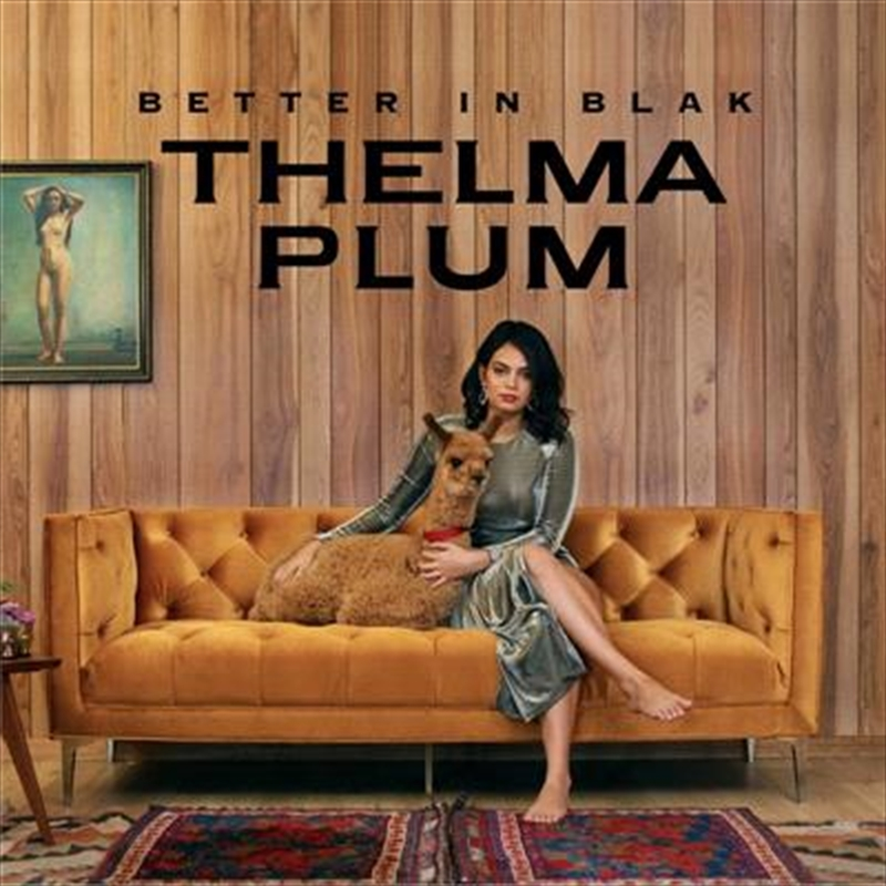 Better In Blak | Vinyl