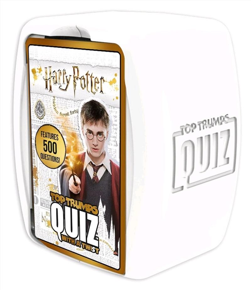 Top Trumps - Harry Potter Quiz | Merchandise