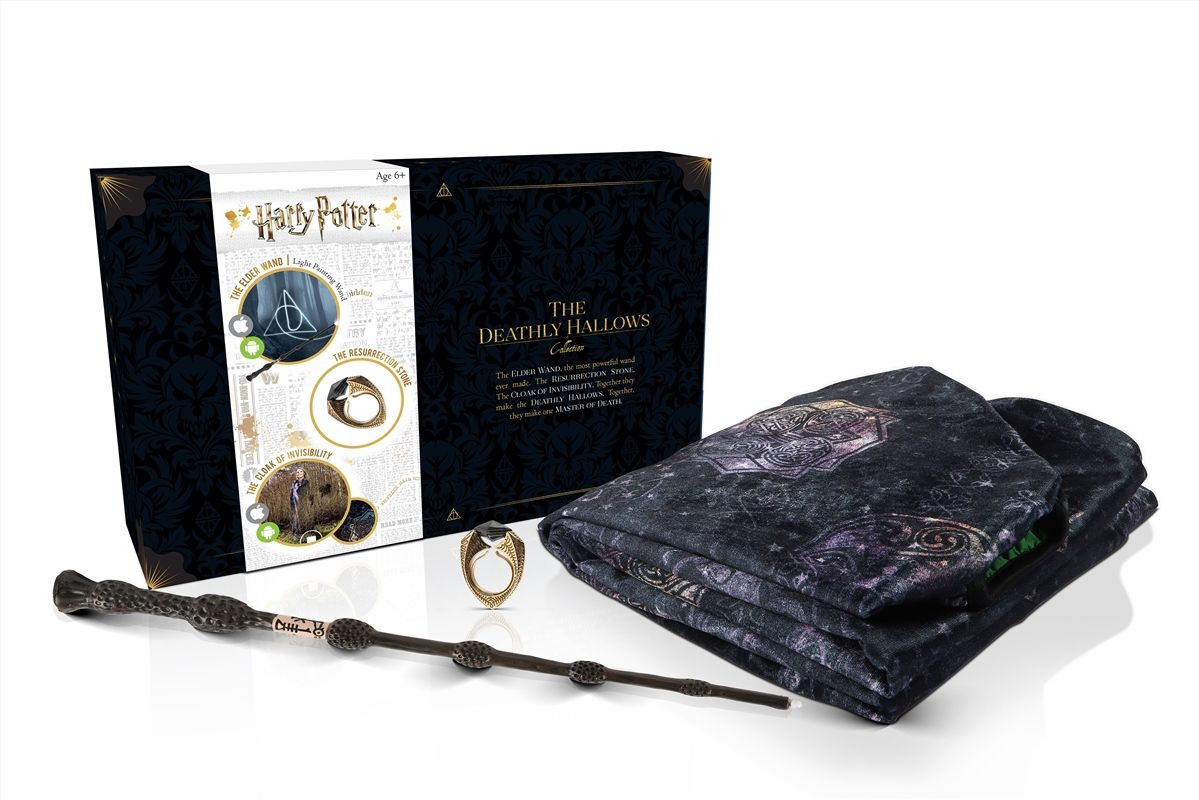 Harry Potter - Invisibility Cloak - Limited Edition Deathly Hallows Collection | Apparel