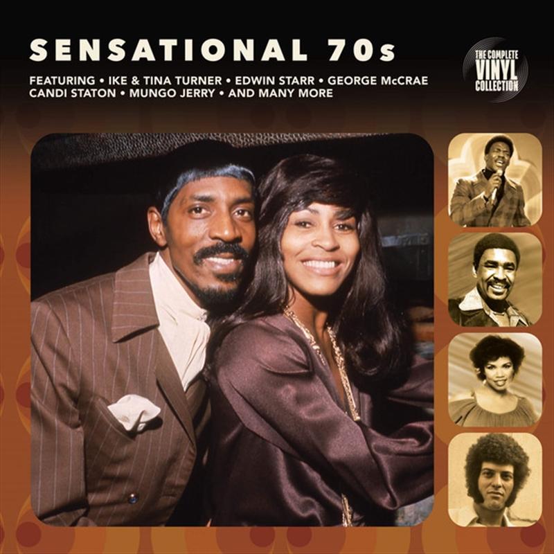 Sensational 70s | Vinyl