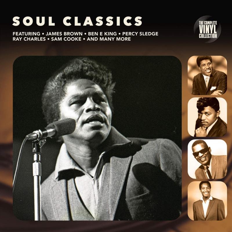 Soul Classics   Vinyl
