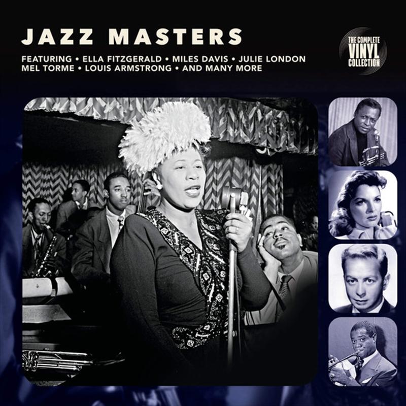 Jazz Masters   Vinyl