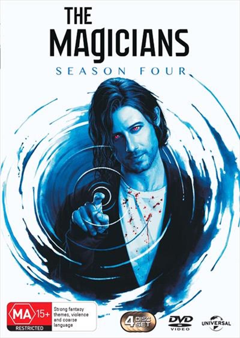 Magicians - Season 4, The | DVD