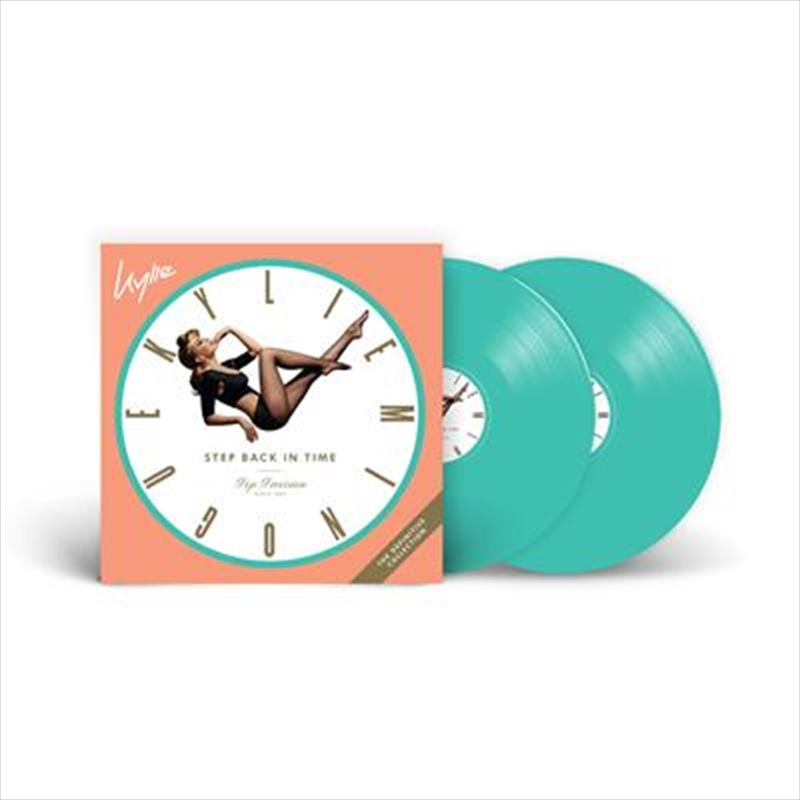 Step Back In Time - The Definitive Collection - Limited Edition Mint Green Vinyl | Vinyl