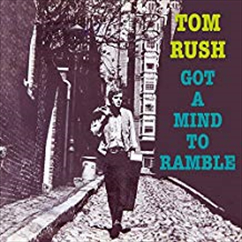Got A Mind To Ramble | CD