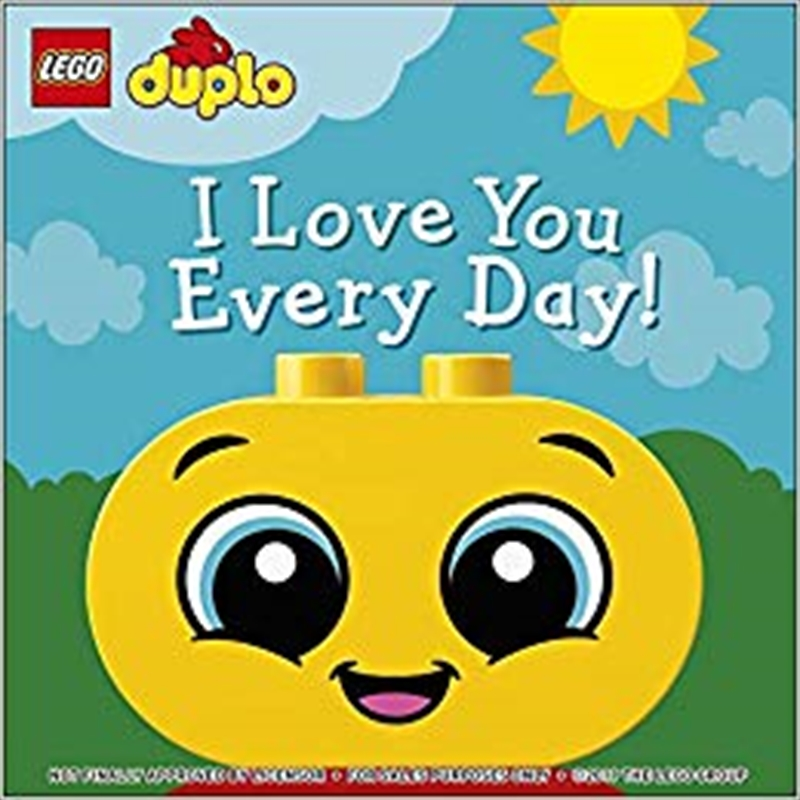 LEGO DUPLO I Love You Every Day! | Board Book