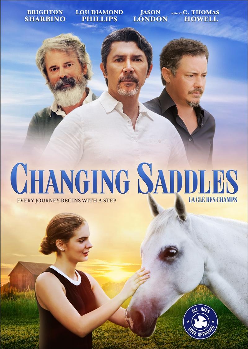 Changing Saddles | DVD