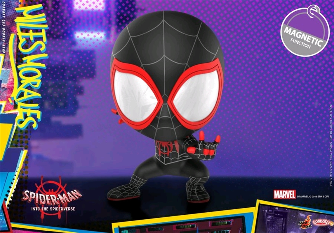 Spider-Man: Into the Spider-Verse - Miles Morales Cosbaby | Merchandise