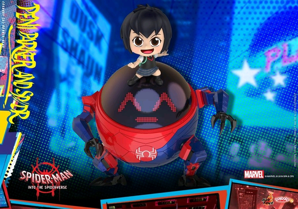 Spider-Man: Into the Spider-Verse - Peni Parker & SP//dr Cosbaby | Merchandise
