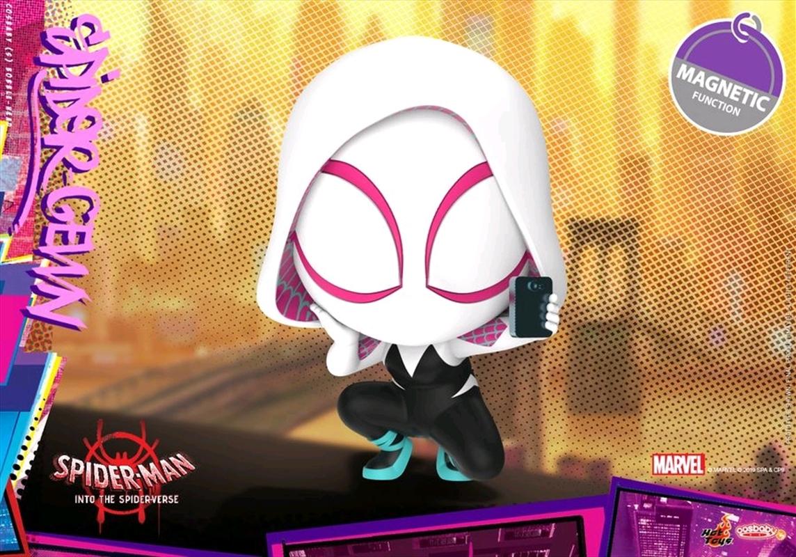 Spider-Man: Into the Spider-Verse - Spider-Gwen Cosbaby | Merchandise