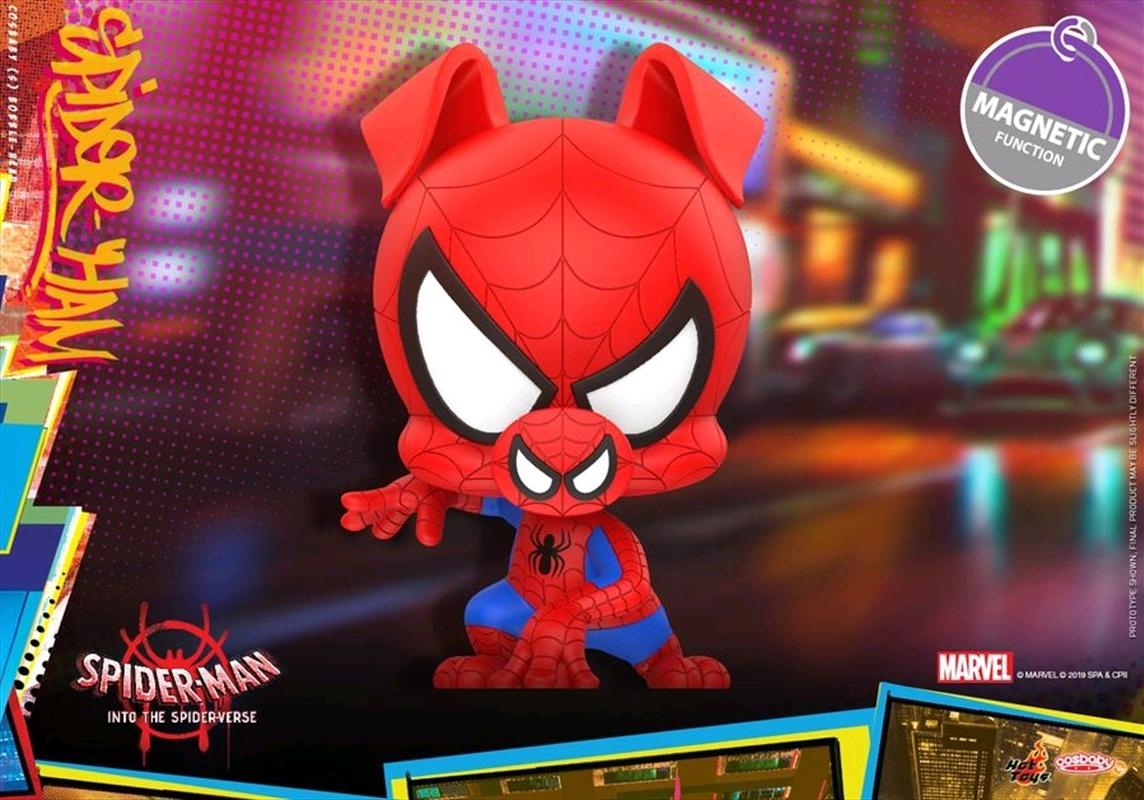 Spider-Man: Into the Spider-Verse - Spider-Ham Cosbaby | Merchandise