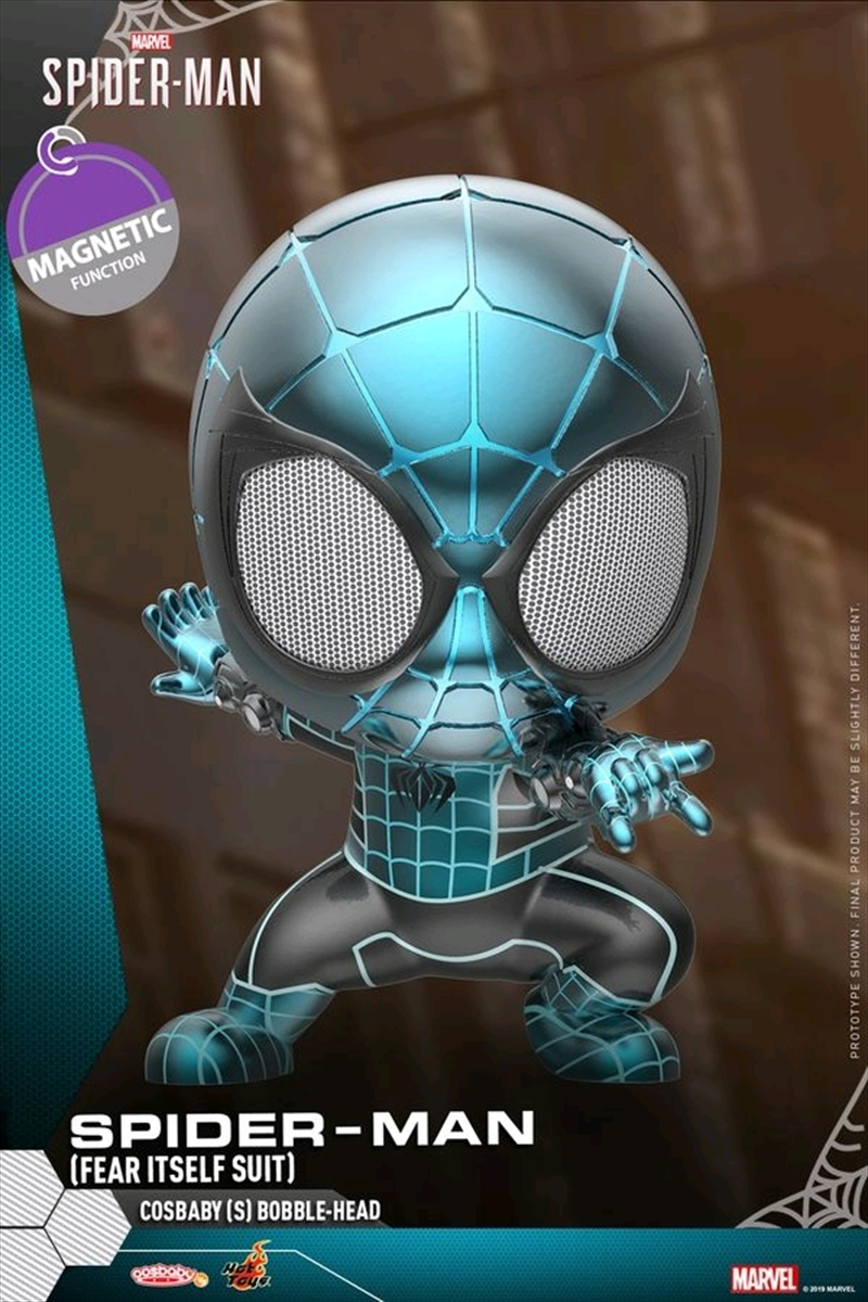 Spider-Man - Fear Itself Cosbaby | Merchandise