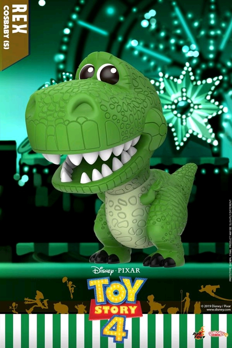 Toy Story - Rex Cosbaby | Merchandise