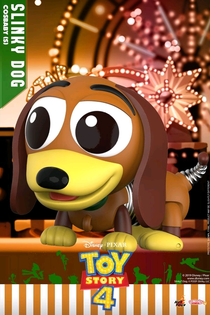 Toy Story - Slinky Dog Cosbaby | Merchandise