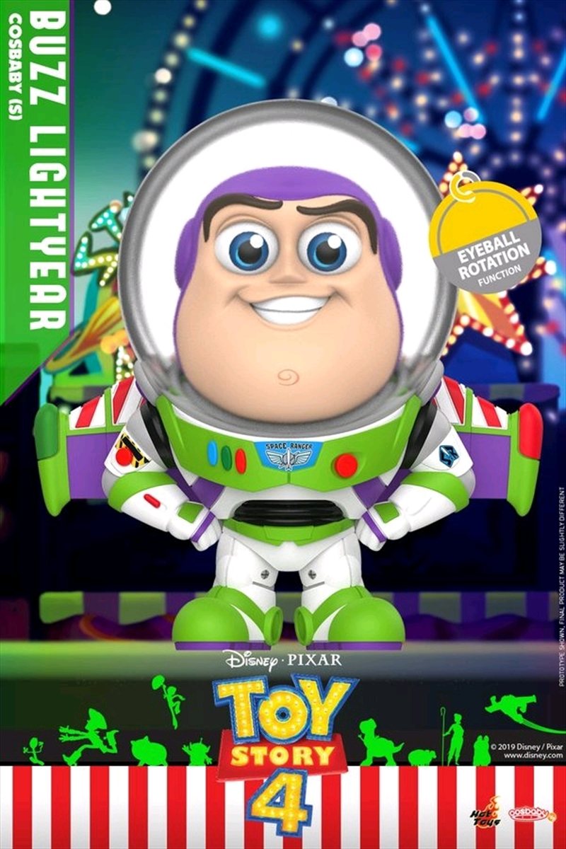 Toy Story 4 - Buzz Lightyear Cosbaby | Merchandise