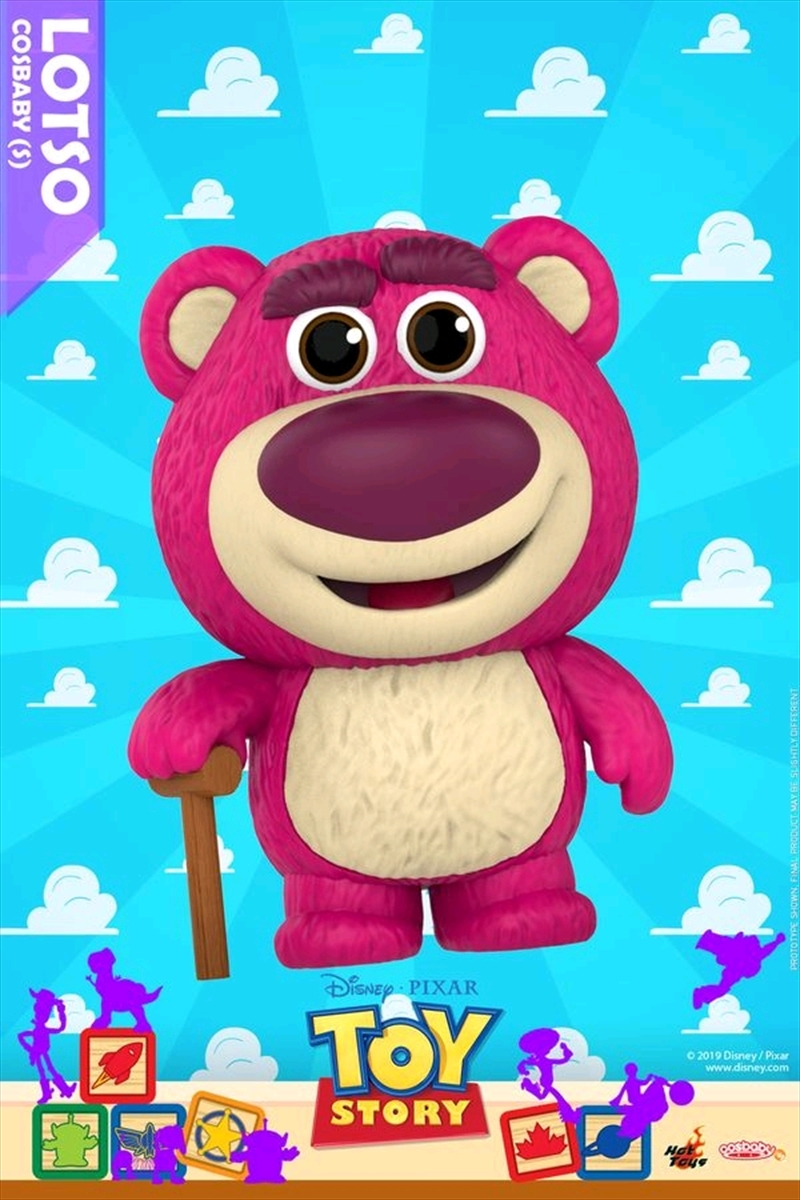 Toy Story - Lotso Cosbaby   Merchandise
