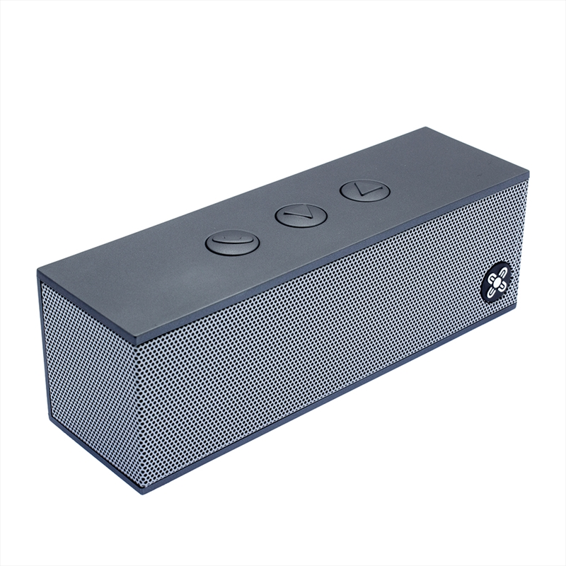 Moki Bassbox Speaker - Platinum | Accessories