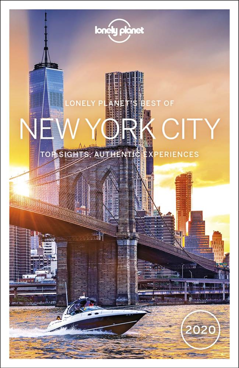 Lonely Planet Travel Guide - Best Of New York City 2020 | Paperback Book