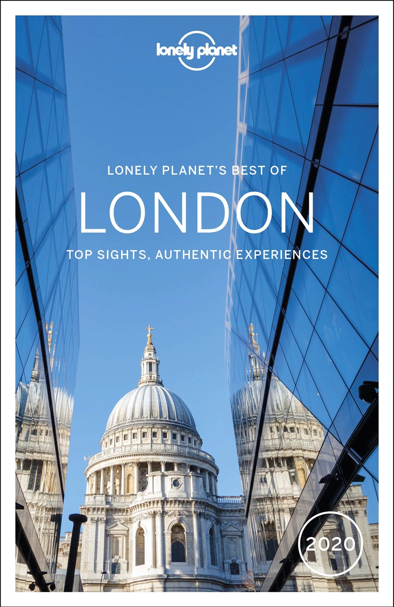 Lonely Planet Travel Guide - Best Of London 2020   Paperback Book