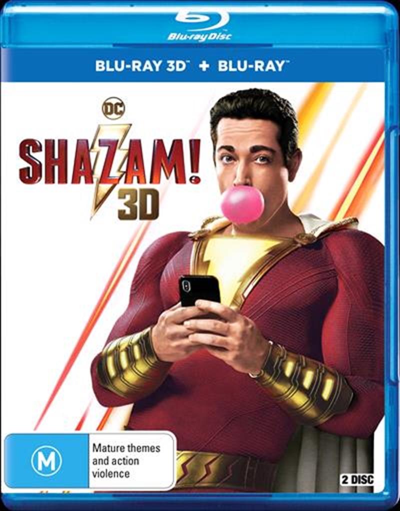 Shazam! | Blu-ray 3D