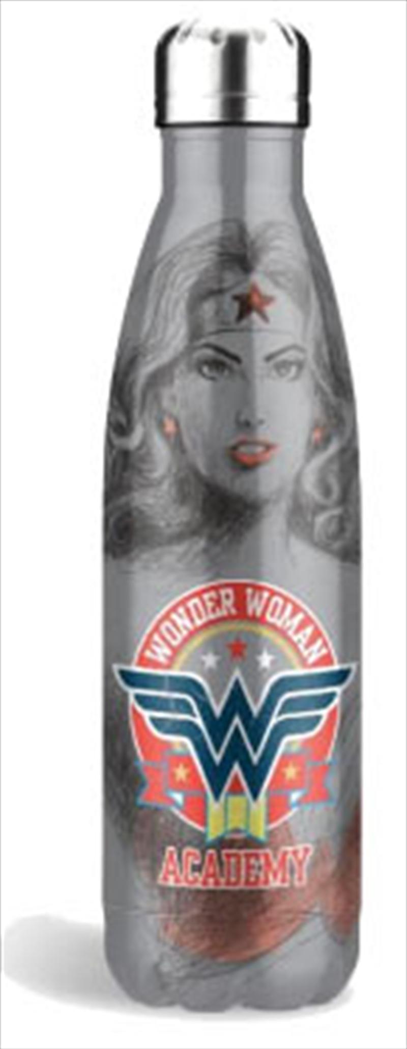 Wonder Woman Stainless Steel Bottle | Merchandise