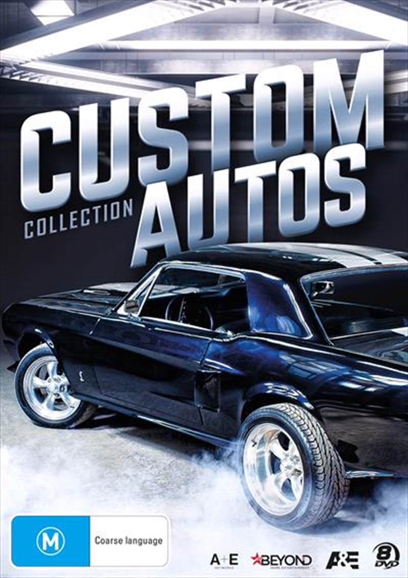 Custom Autos | Collection | DVD