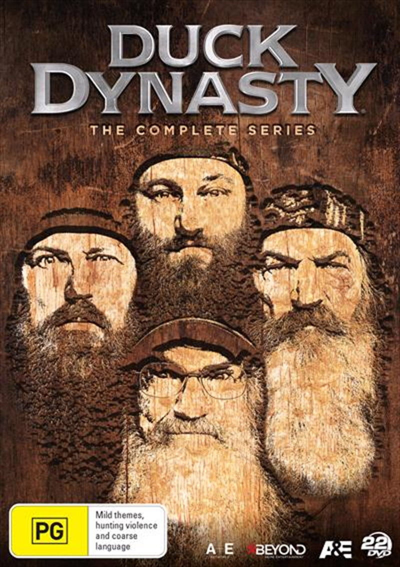 Duck Dynasty | Series Collection | DVD