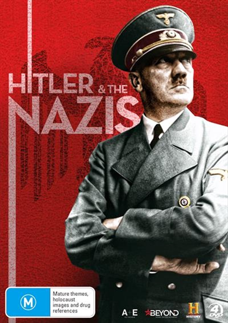 Hitler and The Nazis Collection | DVD