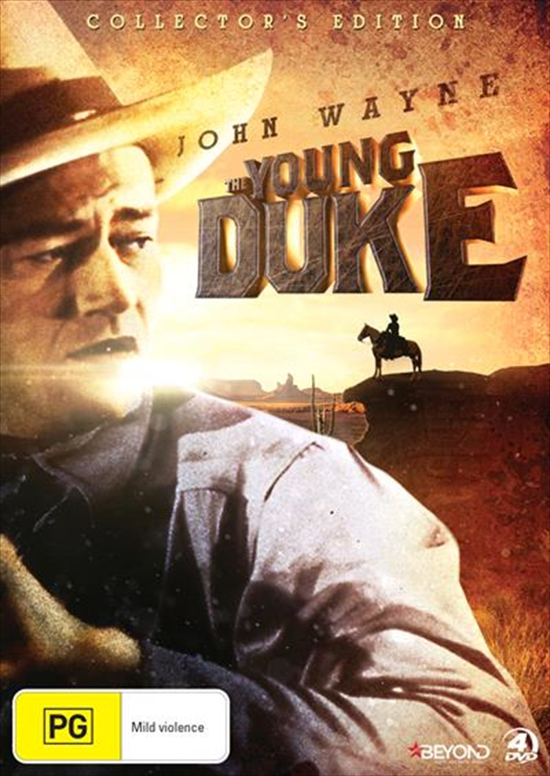 John Wayne - The Young Duke Collector's Edition | DVD