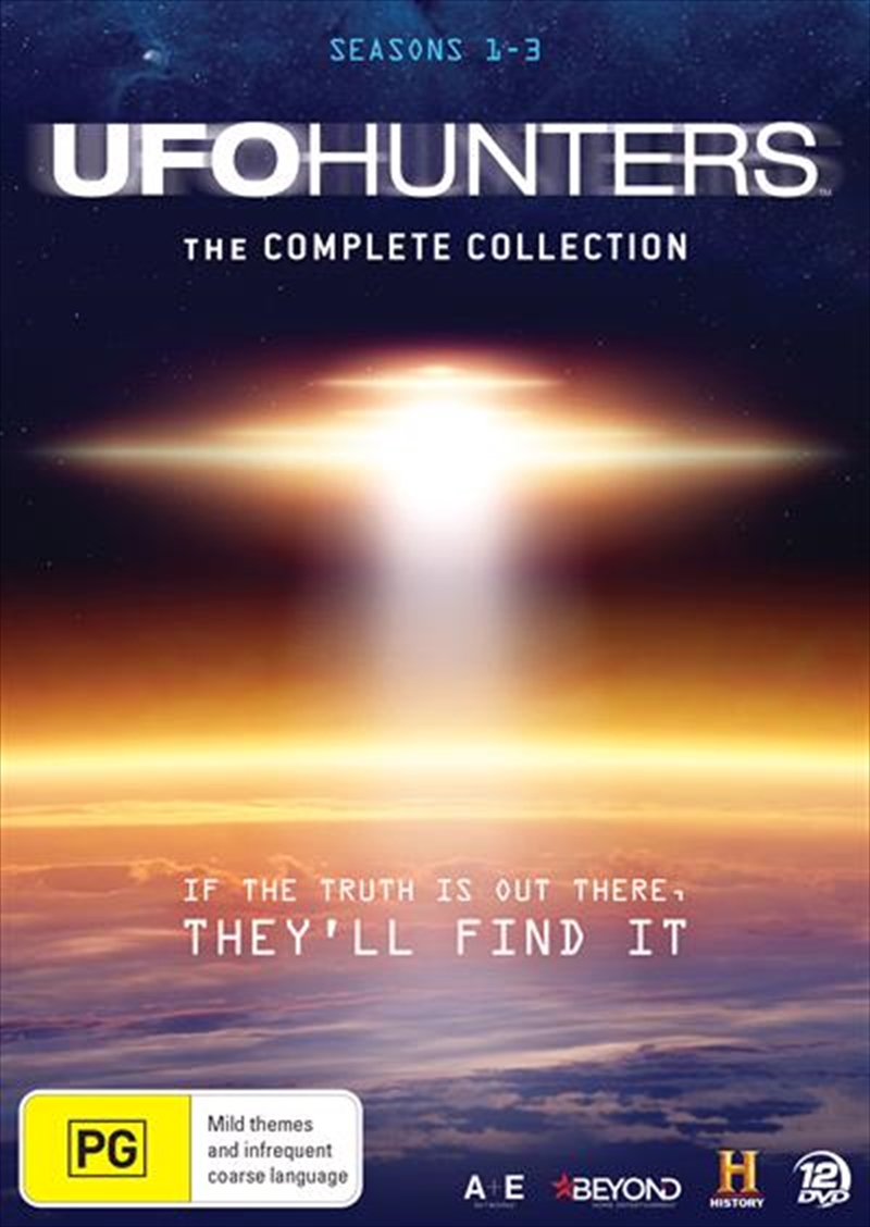 UFO Hunters Complete Collection | DVD