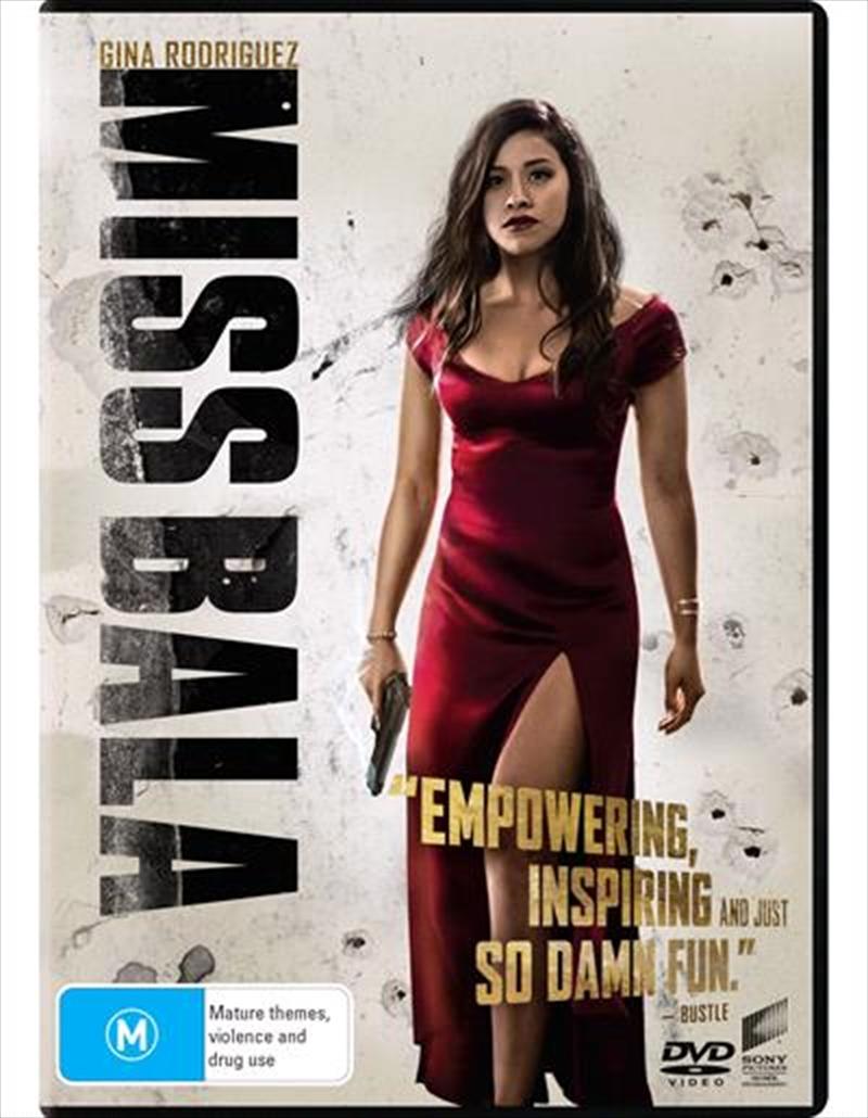 Miss Bala | DVD