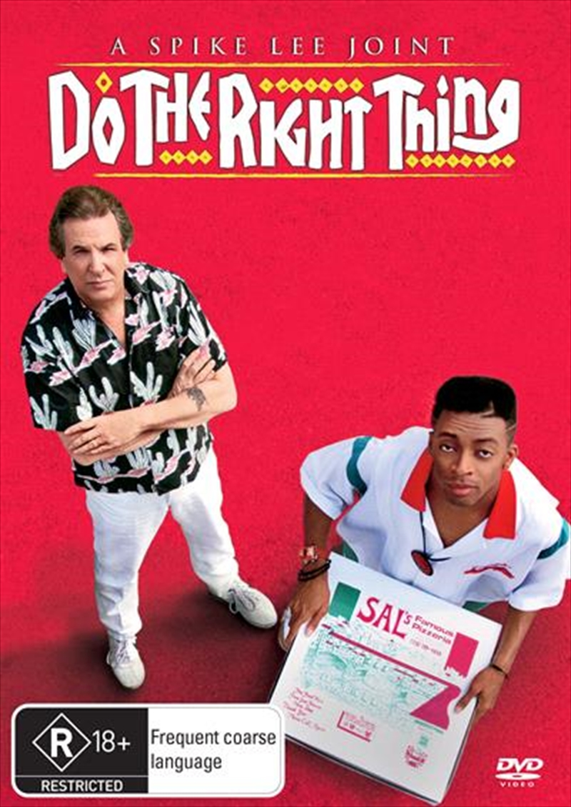 Do The Right Thing | DVD