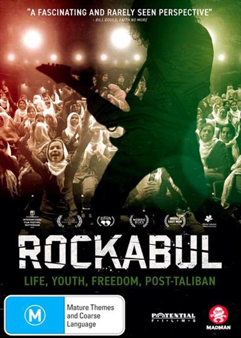 Rockabul | DVD