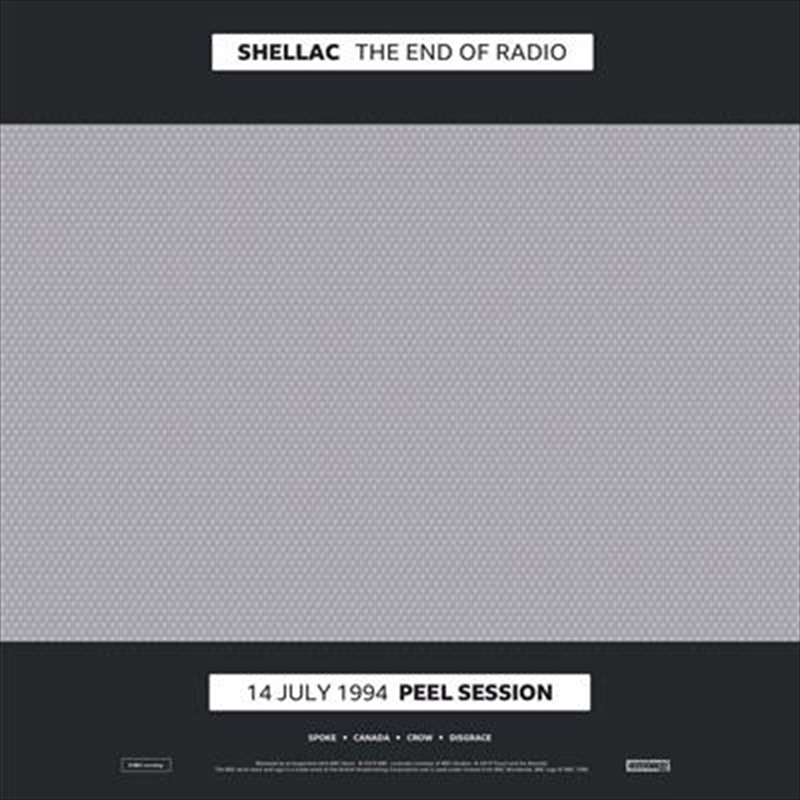 End Of Radio | CD